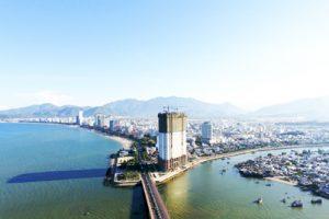 Nha Trang đang phát triển theo quy hoạch phê duyệt năm 2012 với chiều cao khống chế dưới 40 tầng