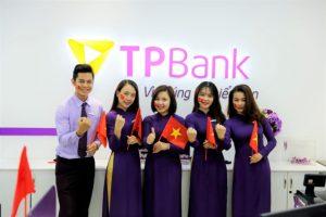 TPBank luôn đồng hành cùng đội tuyển bóng đá Việt Nam từ đấu trường khu vực đến châu lục