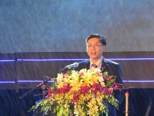 """Ông Lê Đức Vinh, Chủ tịch UBND tỉnh Khánh Hòa công bố """"Năm Du lịch quốc gia 2019"""