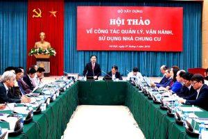 Thứ trưởng Nguyễn Văn Sinh chủ trì Hội thảo